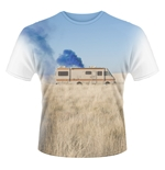 T-shirt Breaking Bad Trailer