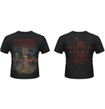 T-shirt Cannibal Corpse A Skeletal Domain 3