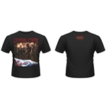 T-shirt Cannibal Corpse Tomb Of The Mutilated