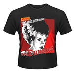 T-shirt The Damned WARNING!