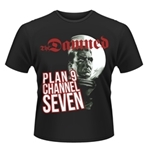 T-shirt The Damned Plan 9 Channel 7 (plan 9)