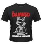T-shirt The Damned I Just CAN'T Be Happy Today