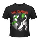 T-shirt The Damned Frankendamned (plan 9)
