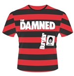 T-shirt The Damned Burglar (STRIPES)