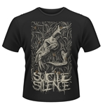 T-shirt Suicide Silence Death Tales