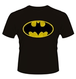 T-shirt Batman Logo Originale Nero