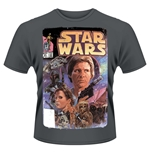 T-shirt Star Wars Fumetto