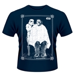 "T-shirt Star Wars ""Chewie Haircut"""