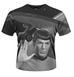 T-shirt Star Trek 119760
