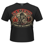 T-shirt Sons of Anarchy Samcro Reaper