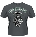 T-shirt Sons of Anarchy Reaper Shamrock
