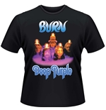 "T-shirt Deep Purple ""Burn"""