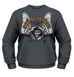 Felpa Sons of Anarchy Winged Reaper
