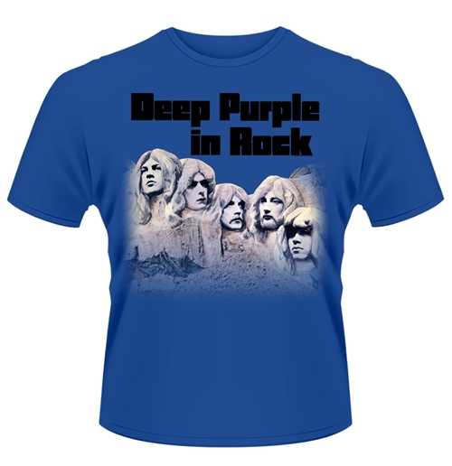 T-shirt Deep Purple In Rock