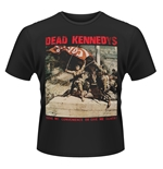 T-shirt Dead Kennedys Convenience Or Death
