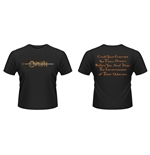 T-shirt Opeth 120012