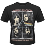 "T-shirt Pink Floyd ""The Dark Side Of The Moon Tour"""