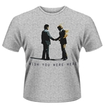"T-shirt Pink Floyd ""Wish You Were Here"""