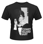 T-shirt Lou Reed Coney Island Baby