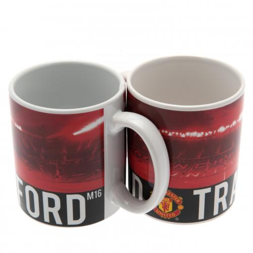Tazza Manchester United 120182