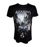 T-shirt ASSASSIN'S CREED Unity Arno on Streets of Paris - L