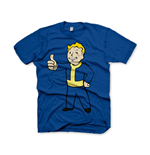 T-shirt FALLOUT Vault Boys Thumbs Up - L