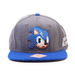 Cappellino Sonic the Hedgehog 2D Pixelated Head