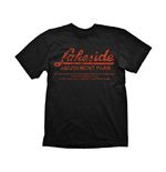 T-shirt SILENT HILL Lakeside Amusement Park - S