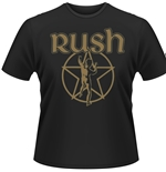 T-shirt Rush  Metallic Starman