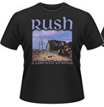 T-shirt Rush A FAREWELL TO KINGS