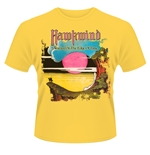 T-shirt Hawkwind Warrior On The Edge