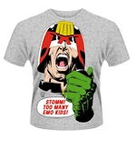 T-shirt Judge Dredd 120491