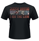 T-shirt Judge Dredd 120492