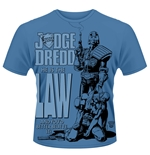 T-shirt Judge Dredd 120493