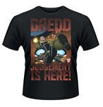 T-shirt Judge Dredd 120498