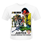 T-shirt Judge Dredd 120499