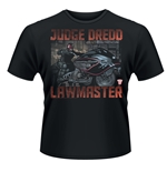 T-shirt Judge Dredd 120500