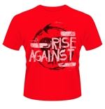T-shirt Rise Against Free Rise 2