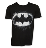 T-shirt Batman Sidewalk Chalk Bat