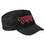 Cappellino Cannibal Corpse Logo Army