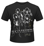 T-shirt Black Veil Brides SHRED