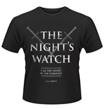 "T-shirt Game Of Thrones ""The Night Watch"""