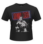 T-shirt Johnny Cash Premium San Quentin 69