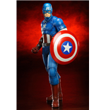 Action figure Captain America 120905