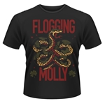 T-shirt Flogging Molly 121099
