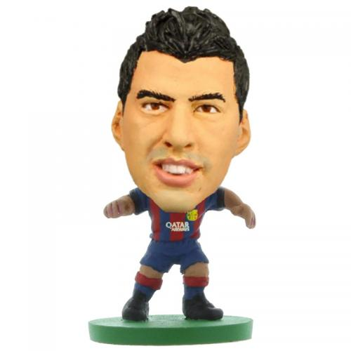 Action figure Barcellona Suarez