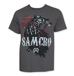 T-shirt Sons of Anarchy Reaper Blood SAMCRO