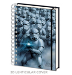 Block Notes Star Wars 121686