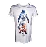 T-shirt ASSASSIN'S CREED Unity Shades of a Revolution - L