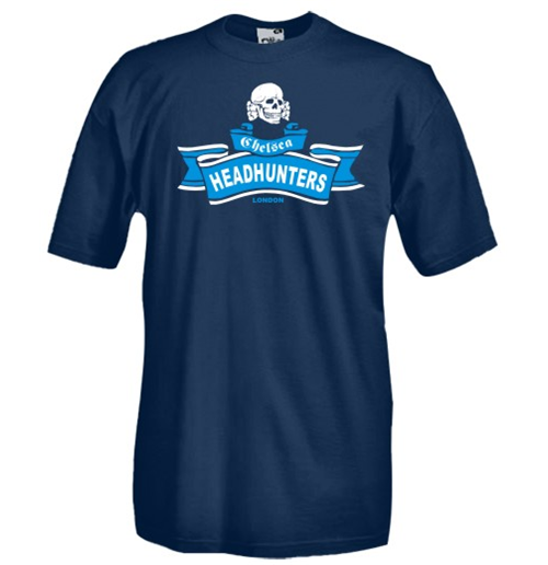 T-shirt Headhunters supporter